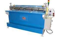 Máquinas de corte em faixas