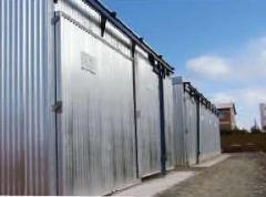 Secadores de madeira serrada