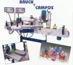 Rotulador Automatico Cilindrico e Conico