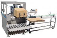Tec Case Packer - Encaixotadora Semi Automática