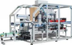 Case Packer CSL- Encaixotadora Automática