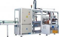 Case Packer STL - Encaixotadora Automática