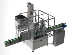 Máquinas envasadoras automáticas DMSG-2000