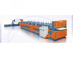 Perfiladeiras para fabricação de Telhas Metálicas