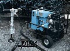 Conjunto Unidade hidráulica marca TOPAC modelo