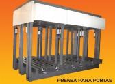 Prensa Hidráulica à frio para Portas