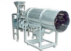 Forno de secagem e fermentação