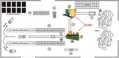 Layout de Fábrica de Telha de Concreto