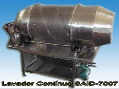Lavador Contínuo SAID–7007