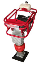 Compactador de percussão motor Honda 4HP