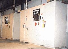 Conversor Tiristorizado SCR - MK-8 (50 a 750 Kw)
