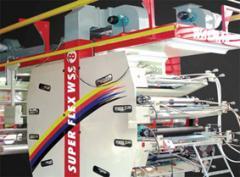 Impressora Superflex WK8 - Banda Larga