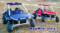 Veiculo MaqMini 400 S/T