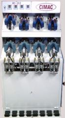 Máquina de conformar MC-20 quente e fria