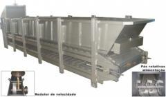 Caixão alimentador CAS 4000 / 6000