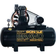 Compressor mod. CSL 20BR/200L 5HP (Bravo) - Schulz