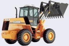 Рá carregadeira Case W20E Turbo