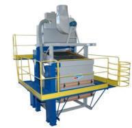Máquina de Pré-Limpeza e Limpeza de Grãos Carpan mod. ML 130