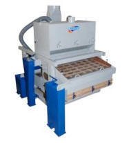 Máquina de Pré-Limpeza e Limpeza de Grãos Carpan mod. ML 15