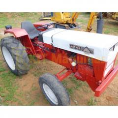 Trator Agrale modelo 440 Diesel