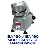 Modelador de hamburger SA-130