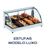 Estufa modelo Luxo