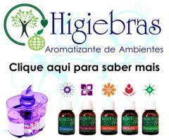 Aromatizante Higiebras & Aromasonic