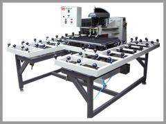 Furadeira duplo cabeçote manual FDM-750