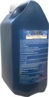 VIP - produto que limpa vidros e metais cromados