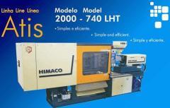 Maquina ATIS 2000 - 740 LHT