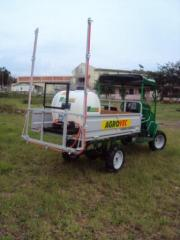 Carreta agricola Agrovec Customização