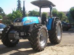 Trator Landini Technofarm 75
