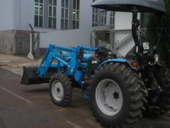 Trator Montana Montana LS 60 CV