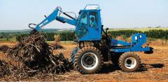 Trator New Holland TS6000 Canavieiro