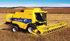 Colheitadeira New Holland CS660 Super Flow
