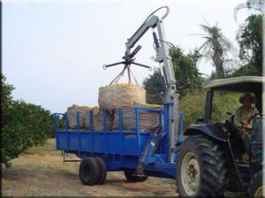 Carreta Transbordo para citros ATA 5000