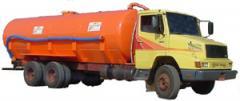 Distribuidores de Esterco Líquido para caminhões
