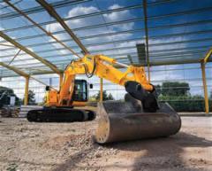 Escavadeira Modelo JS 160 LC
