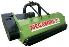 Triturador rotativo MegaKort