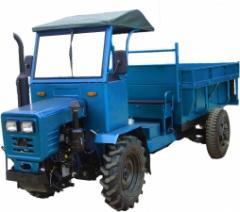 Carreta Agrícola Motorizada JF - 30 4x4