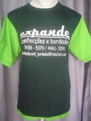 Camisetas tradicionais