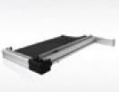 Componentes em alumínio
