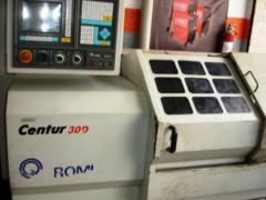 Torno CNC Romi Centur 30-D