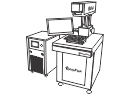 Máquinas de costura a Laser