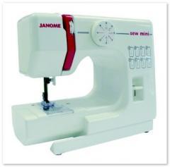 Maquina de costura Janome Sew Mini