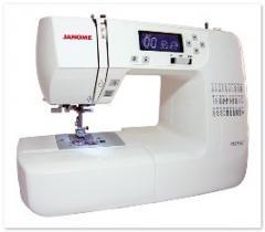 Maquina de costura eletronica Janome 2030DC