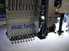 Máquinas de Bordar 1208 LT (com laser)