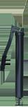 Bomba manual de 500 grs
