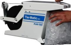 Aplicadores de fechos TIe-Matic Plasties