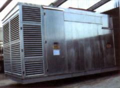 Cabine de Ventilação